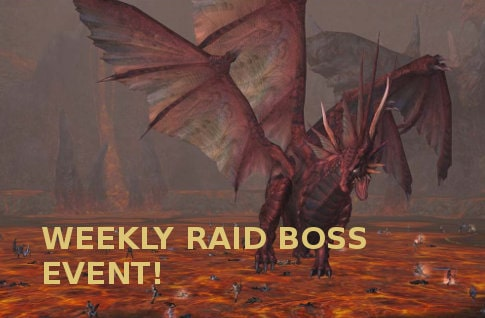 Lineage 2 Raid Boss Event