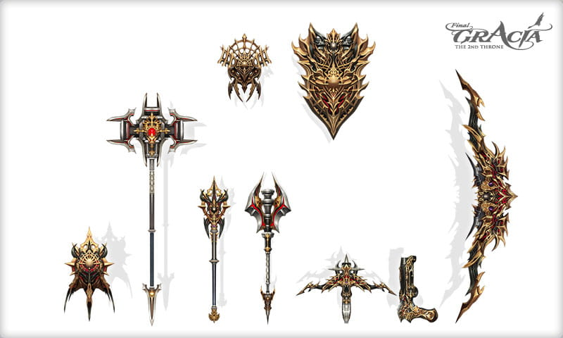 Lineage2 Vesper Sigil update on Lineage 2 Gracia Final private server